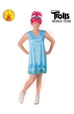 Ladies Poppy Trolls 2 Costume