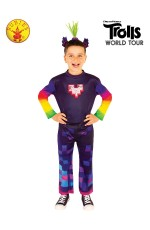 KING TROLLEX 2 DELUXE COSTUME CHILD