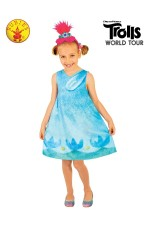 Kids Poppy Trolls Costume