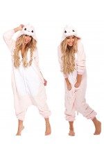 Onesies & Animal Costumes Australia - Pink Dinosaur Onesie Animal Costume