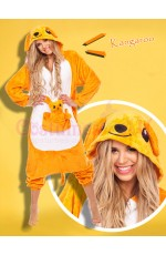 Kangaroo Onesie Animal Costume