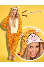 Disney Tiger Onesie Animal Costume