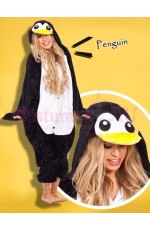 Penguin Onesie Animal Costume