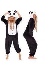 Onesies & Animal Costumes Australia - Panda Onesie Animal Costume