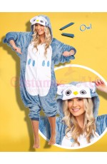 Owl Onesie Animal Costume