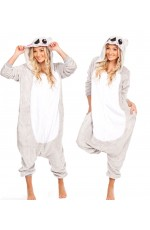 Onesies & Animal Costumes Australia - Grey Koala Onesie Animal Costume