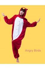 Angry Birds Onesie Animal Costume