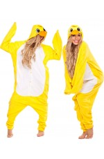 Onesies & Animal Costumes Australia - Duck Onesie Animal Costume