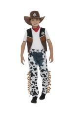 Boys Texan Cowboy Costume