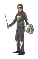 Deluxe Knight Costume