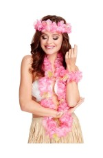 Pink Hawaiian Set cs22499