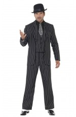 Vintage Gangster 20s Boss Licensed Costume
