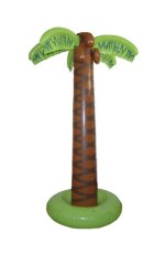 165cm PALM TREE FANCY DRESS DECORATION HAWAIIAN BEACH PARTY ACCESSORY