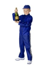 Child Racing Driver Costume cs30431