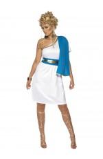 Ladies Roman Beauty Costume
