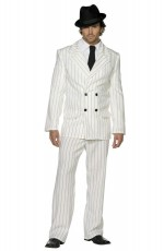 Mens Fever Gangster 20s Costume