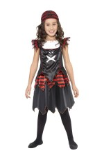 Pirate GIRL COSTUME CS32341