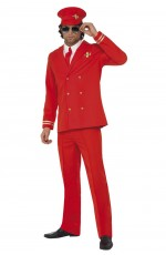 Mens High Flyer Costume