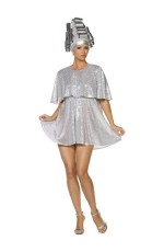 Grease Dream Sequence Dancer Costume