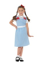 7f726332114c3 Country Western Girl Fancy Dress Dorothy The Wizard Of Oz Costume Book Week Fancy  Dress Kids