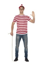 Mens Wheres Wally Waldo kits