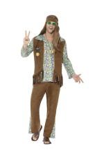 Mens 60s Hippie Costume
