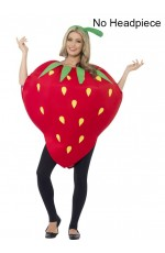 Strawberry Costume without Headpiece