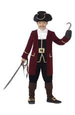 Pirate Kids Captain Costume cs43997