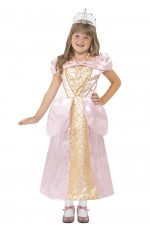 Child Girls Sleeping Princess Costume Fancy Dress Costume Childrens Book Week