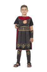 Kids Gladiator Roman Soldier Hero Greek Warrior Men Hercules Medieval Costume