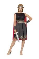 Ladies Greek Xena Roman Warrior Princess Gladiator Medieval Spartan Costume