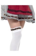 BAVARIAN LEG GARTER Fancy Dress Costume Accessory