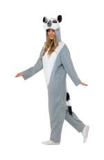 Lemur Costume