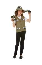 Child Explorer Costume Kit