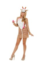 WOMENS GIRAFFE COSTUME