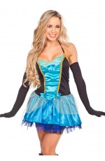 Ladies Fairy Princess Halloween Fancy Dress