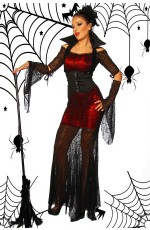 Halloween Vampire Devil Costume