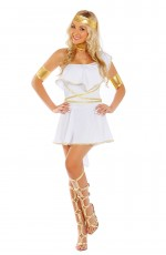 Greek Goddess Fancy Dress Costume