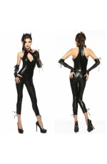 Sexy Cat Woman Super Hero Justice League Avengers Halloween Cosplay Costume Ladies Supergirl Superhero & Villain Fancy Dress
