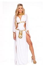 Cleopatra Goddess Roman Egyptian Ladies Halloween Fancy Dress
