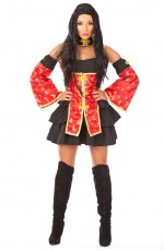Japanese Doll Costume