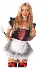 French Maid Dress Up Outfits