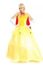 Disney Princess Belle Beauty and the Beast Fancy Dress Costume