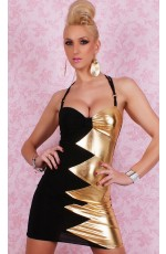 Club Wear - Fashion Splice Club Dress