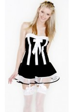French Maid Costumes LC-8107