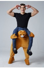 Bear Shoulder Carry On Piggy Back Ride On Me Costume