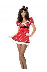 Minnie Mickey Mini Mouse Costume