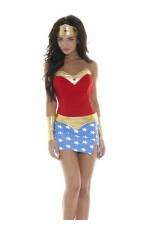 Ladies Wonder Superhero Outfits