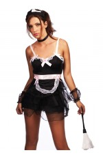 French Maid Costumes - French Maid Costume