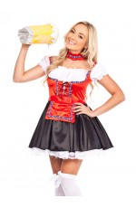 German Beer Maid Costume
